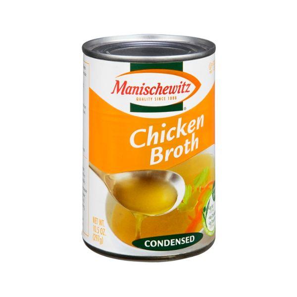 Manischewitz Condensed Chicken Broth