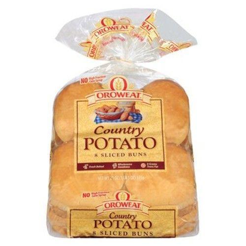 Oroweat Country Potato Buns - 8-ct.
