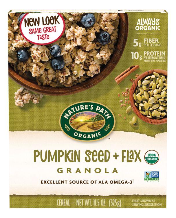 Nature's Path Organic Granola, Pumpkin Seed and Flax