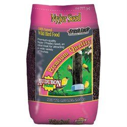 Global Harvest/woodinville 84520 4.75 Lb Nyjer Seed Wild Bird Seed - Pack of 4