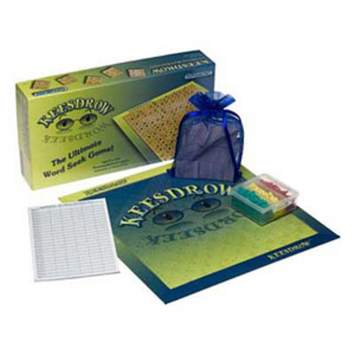 Keesdrow Board Game, Ages 8+, 1 ea