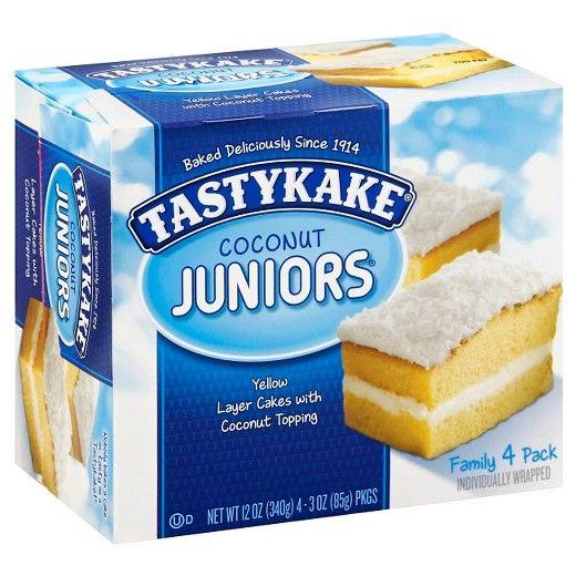 Tastykake® Coconut Juniors