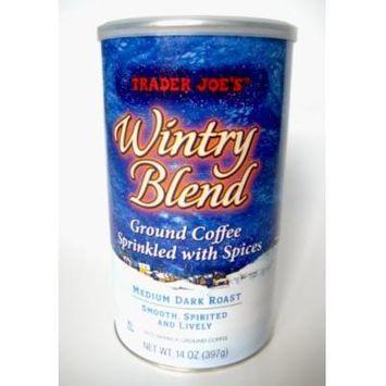 Trader Joe's Wintry Blend Coffee Medium Dark Roast