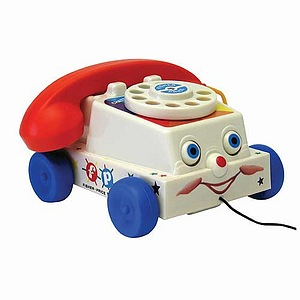 Slide: Fisher-Price Classics Chatter Phone Ages 1 and up