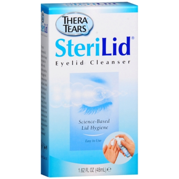 TheraTears SteriLid Eyelid Cleanser