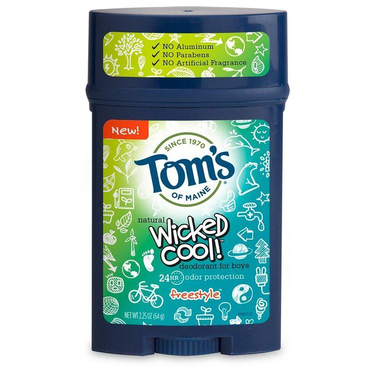 Tom's OF MAINE Boys Freestyle Wicked Cool™ Deodorant