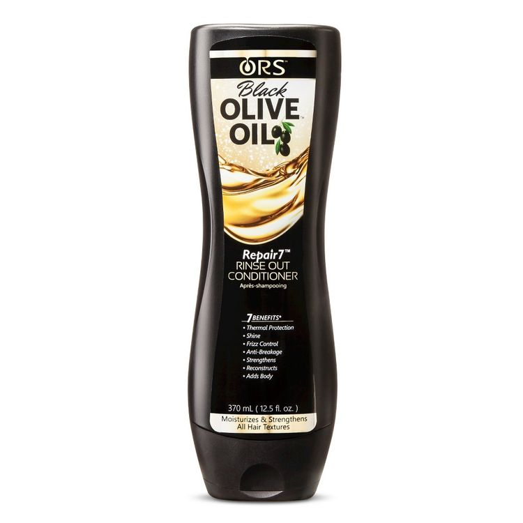 ORS Black Olive Oil Repair Rinse Out Conditioner - 12.5 oz