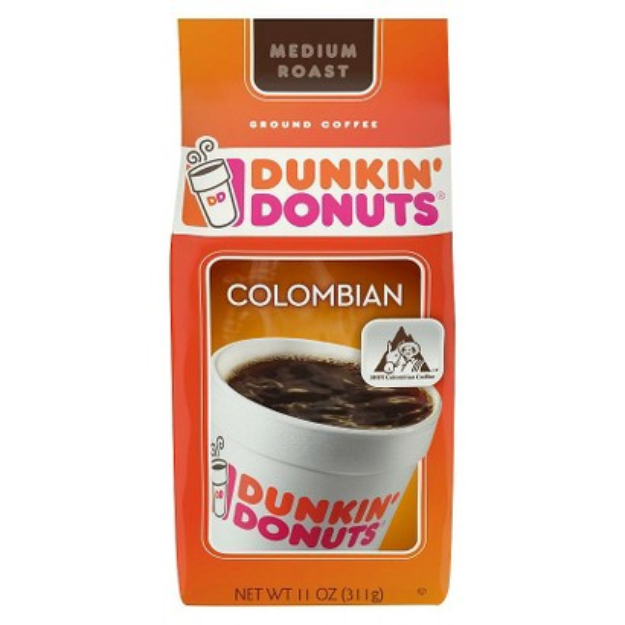 Dunkin Donuts Colombian 11oz