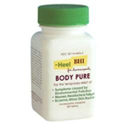 HEEL Body Pure - 100 Tablets - Other Homeopathics