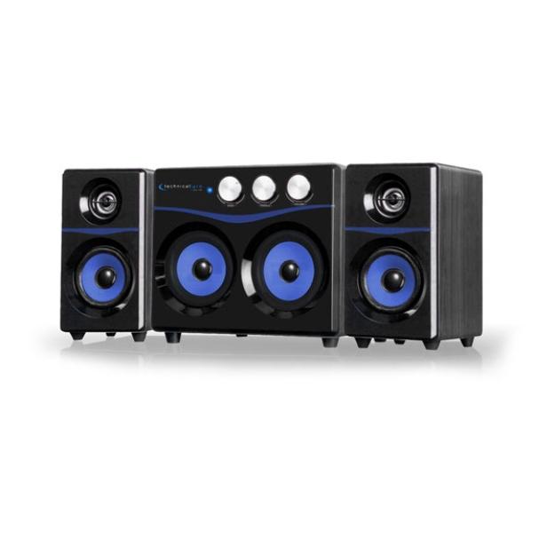 Technical Pro BLUET4 Powered Bluetooth Loudspeaker