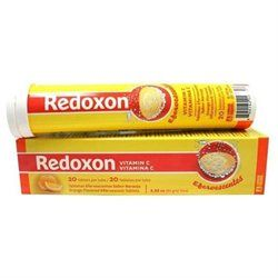 Redoxon Orange Vitamin C Dietary Supplement Effervescent Tablets