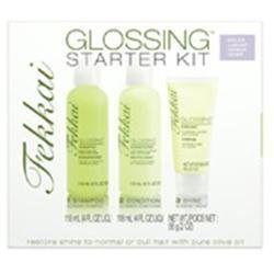 Slide: Fekkai Glossing Hair Products Starter 1 Kit
