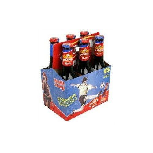 Pony Malta Bottle 10 oz (6 Pack)