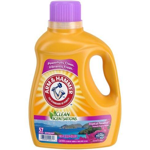 ARM & HAMMER™ Clean Scentsations Liquid Detergent, Tropical Burst