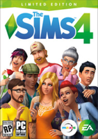 EA The Sims 4 Limited Edition