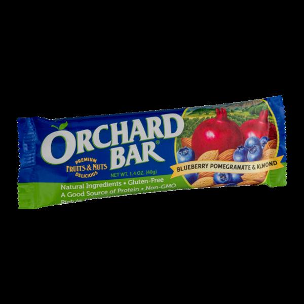 Orchard Bar Blueberry Pomegranate & Almond