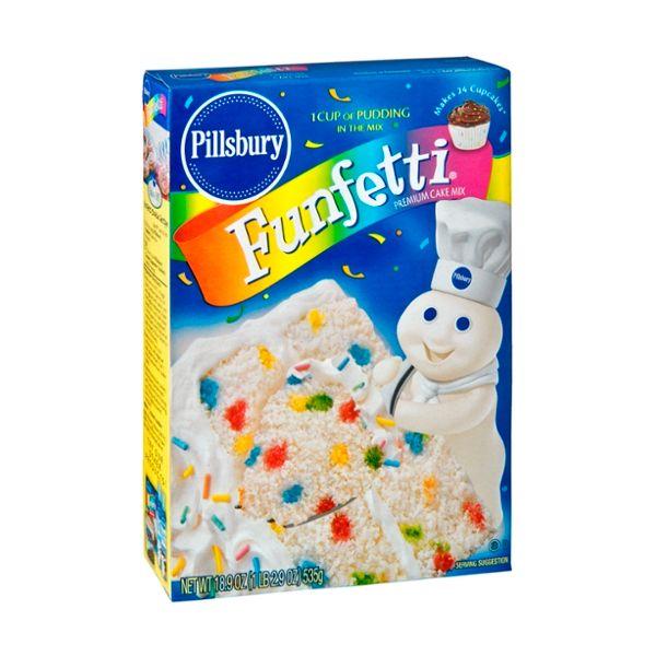 Pillsbury Funfetti Premium Cake Mix