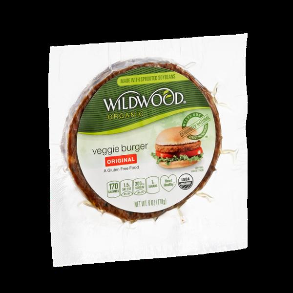 Wildwood Original Veggie Burger
