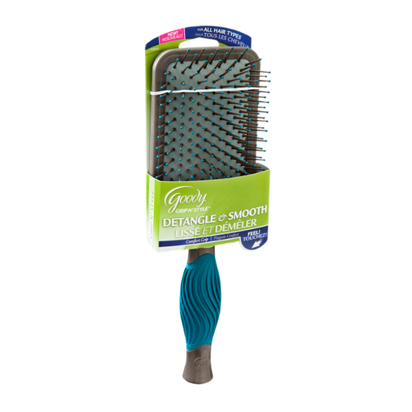 Goody Grip N' Style Detangle & Smooth Brush