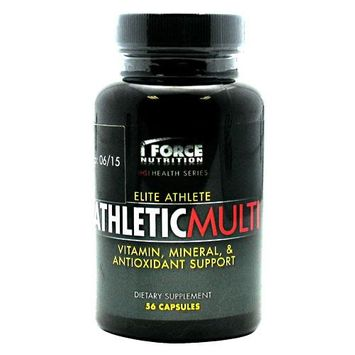 iForce Nutrition, Athletic Multi 56 capsules