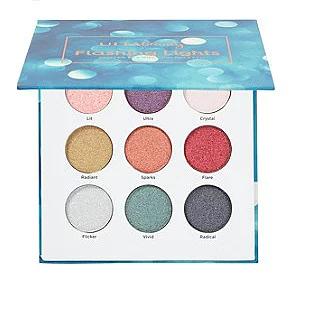 ULTA beauty™ Flashing Lights Glitter Eyeshadow Palette