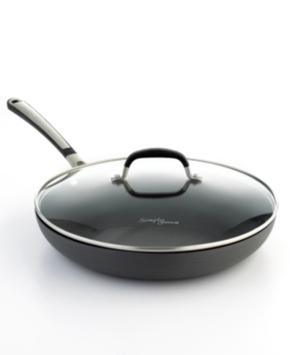 Calphalon 12-in. Nonstick Simply Calphalon Nonstick Covered Omelette Pan