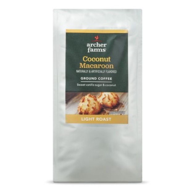Archer Farms Coconut Macaroon Mild Roast Ground Coffee - 12 oz.
