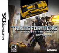 Activision Transformers: Dark of the Moon Autobots