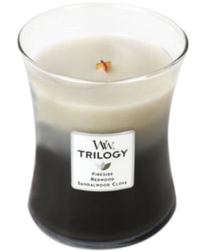 Woodwick Candle WoodWick Candle Trilogy Medium Fireside Jar