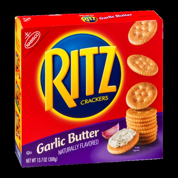 RITZ Garlic Butter Crackers
