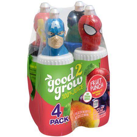 Good2Grow 100% Fruit Punch