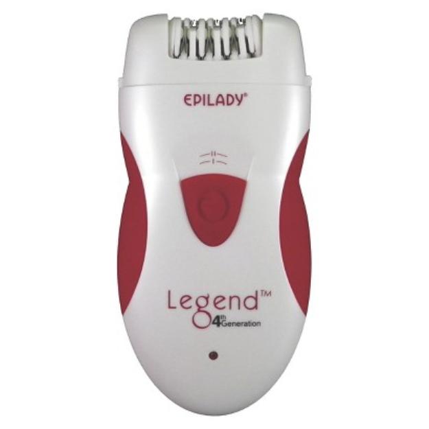 Epilady Legend 4 Full-Size Rechargeable Epilator