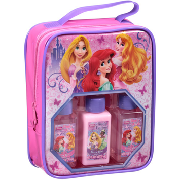 Disney Princess Travel Bath Gift Set, 4 pc