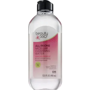 beauty 360® All-In-One Micellar Cleansing Water
