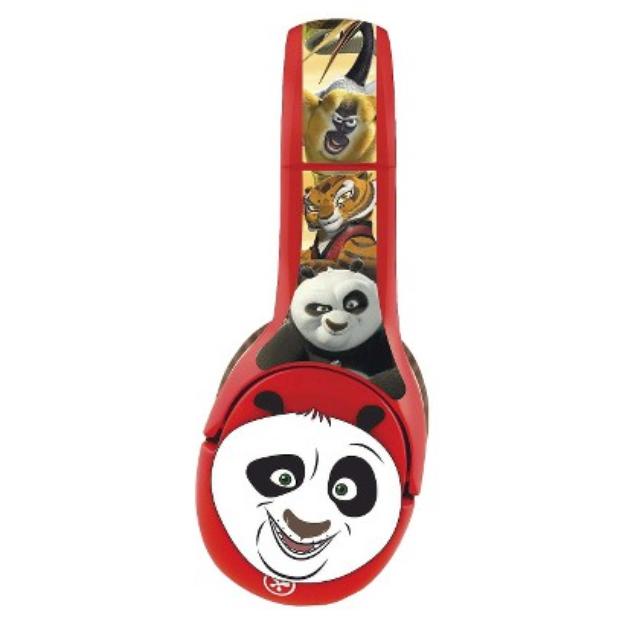Nabi Headphone Wrap and 3D Kinabi - Kung Fu Panda