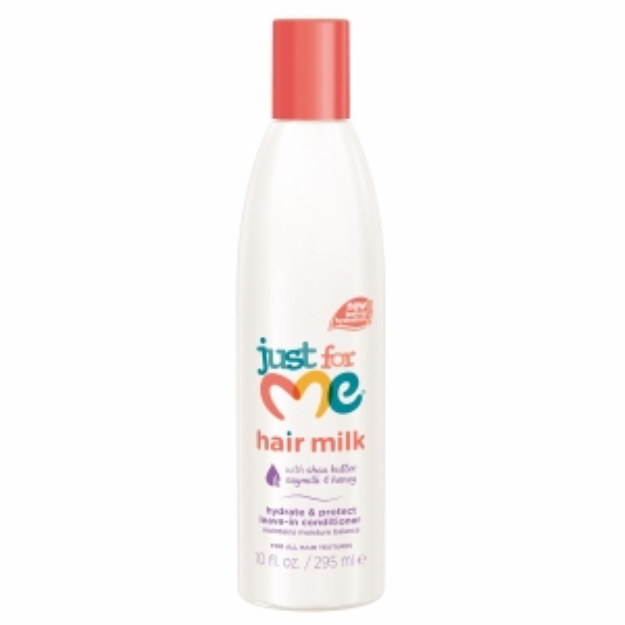 Just For Me Just for Me! Hair Milk Hydrate & Protect Leave-In Conditioner, 10 fl oz