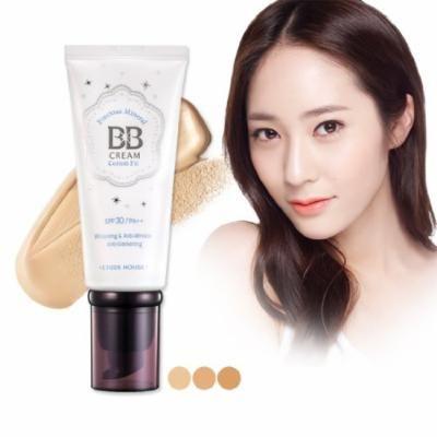 Etude House Precious Mineral BB Cream Cotton Fit #W13 Natural Beige