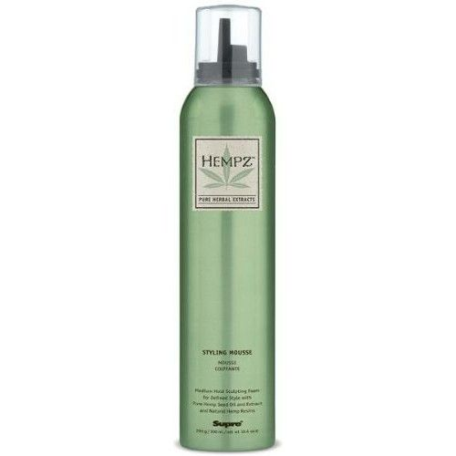 Supre Hempz Styling Mousse 10.4oz