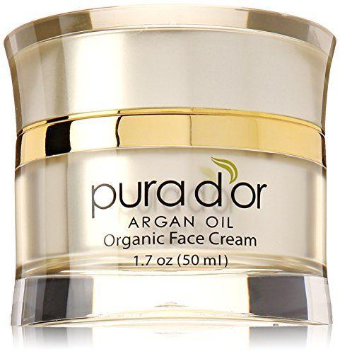 pura d'or Organic Anti-Aging Face Cream