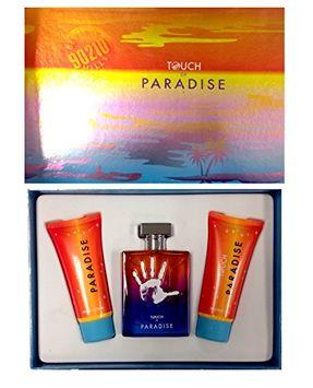 BEVERLY HILLS 90210 Touch of Paradise 3 Piece Eau De Parfums Set for Women