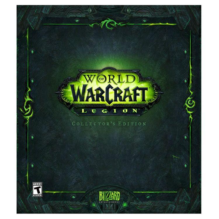 Activision, Inc. World Of Warcraft: Legion Collector's Edition - Windows