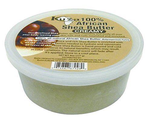 Kuza Shea Butter White Creamy