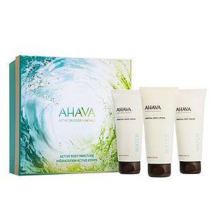 AHAVA Active Body Trio 3.38oz x 3