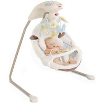 Fisher Price My Little Lamb Cradle Swing