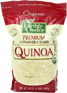 Nature's Earthly Choice Quinoa Delights Organic Whole Grain