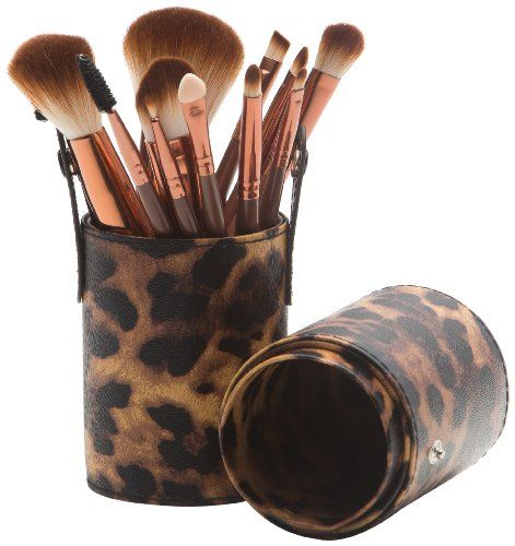 The Lano Company The Lano Company 12 Piece Makeup Brush Set