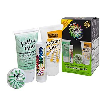 Tattoo Goo Aftercare Kit Includes Soap