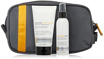 MenScience Androceuticals Advanced Shave Kit