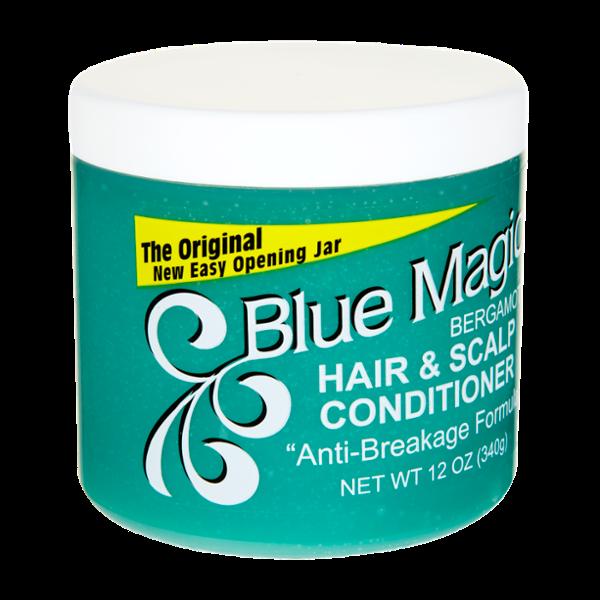 Blue Magic Bergamot Anti-Breakage Formula Hair & Scalp Conditioner