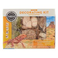 THRIVE Desert Reptile Decor Kit
